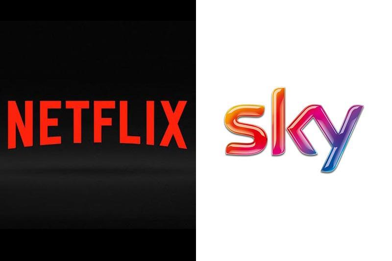 Netflix vs Sky